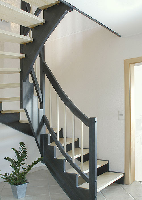 Holztreppe Step-In Typ 3
