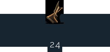 HOLZTREPPEN Logo
